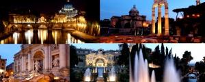 Resoconto Pasqua a Roma 2013
